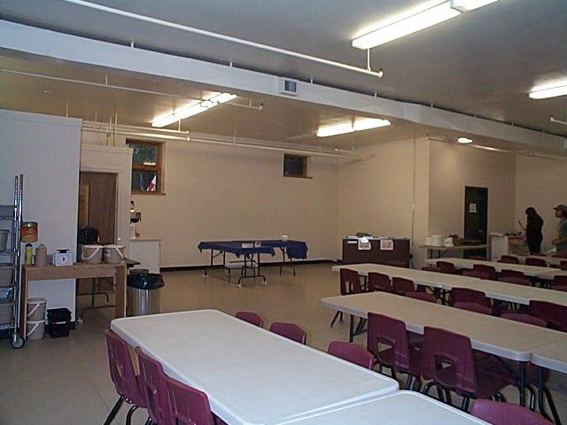 Birch Dining Hall